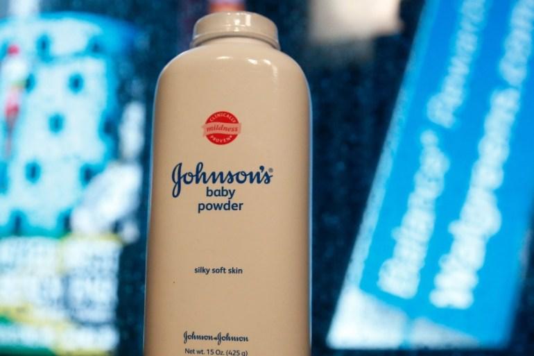 Johnson Johnson Discontinues Talc Powder In Us Canada United States News Al Jazeera