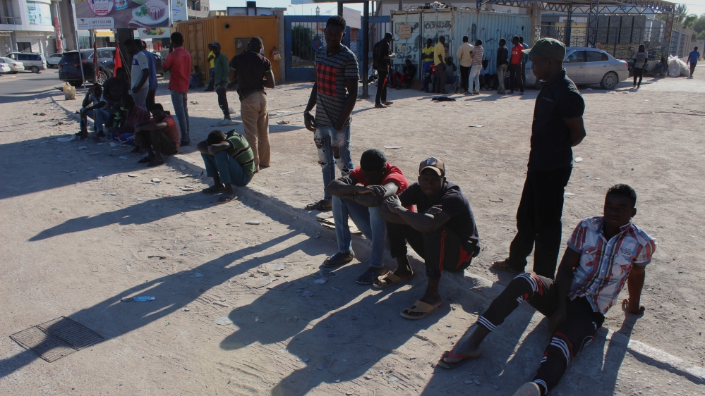 Libya's new authorities says migration disaster not its high precedence