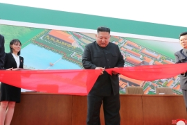 N Korea's Kim Jong Un makes first 'public appearance' in weeks