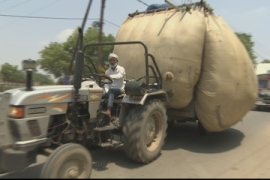 India farmers struggle amid COVID-19 lockdown