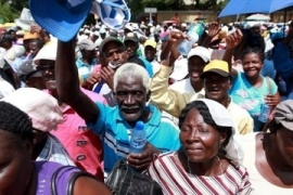 Coronavirus-fuelled racism adds to Haitians' plight in Chile
