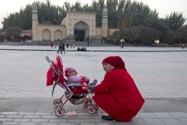 China forcing birth control on Uighurs to suppress population: AP