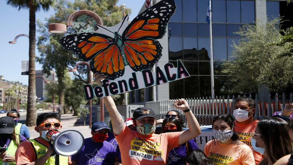 'Sigh of relief': Immigration advocates welcome Biden proposal thumbnail