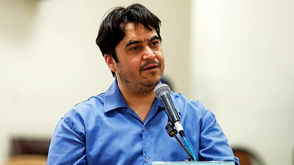 European Union condemns execution of Iran opposition figure Zam
