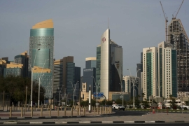 Saudi Arabia, Bahrain, the UAE and Egypt severed ties with Qatar in June 2017, accusing it of backing 'extremists' among other allegations Doha denied [Sorin/ Furcoi/Al Jazeera]