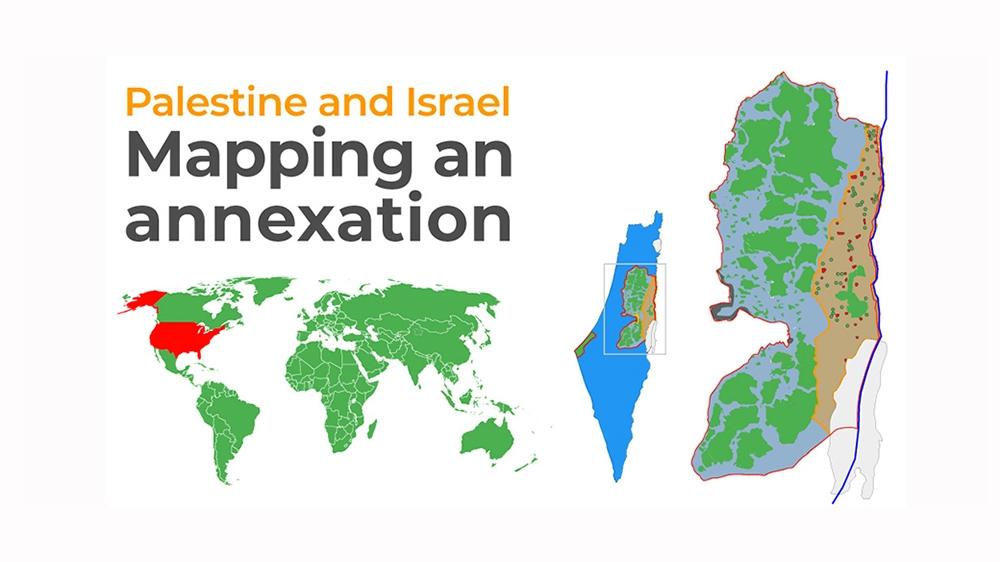 www.aljazeera.com: Palestine and Israel: Mapping an annexation