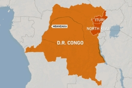 Western DRC Ebola cases up to 60 as WHO warns of funeral risks