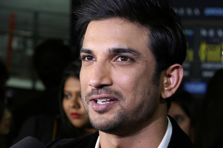 Rajput's death has become a media obsession in India, fed by a wave of TV coverage still swelling almost three months after the 34-year-old actor was found dead in his Mumbai apartment [File: Joe Penney/Reuters]