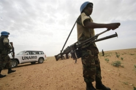 The clashes occurred about two weeks after United Nations peacekeepers discontinued their patrols in the Darfur region, preparing for a full withdrawal [File: Mohamed Nureldin Abdallah/Reuters]