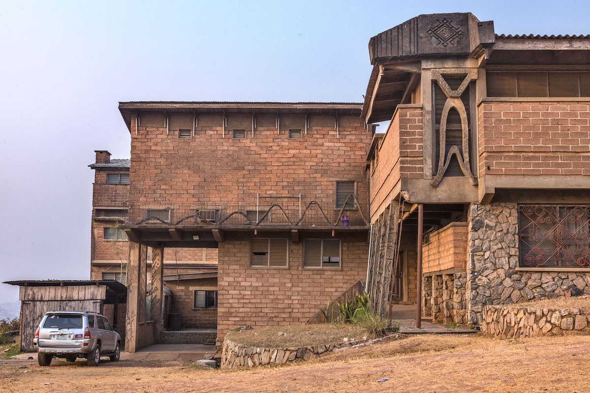 A New Master S House The Architect Decolonising Nigerian Design Nigeria News Al Jazeera