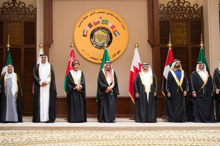 Saudi Arabia, UAE, Kuwait, Bahrain, and Oman, and Qatar make up the troubled GCC [File: AFP]