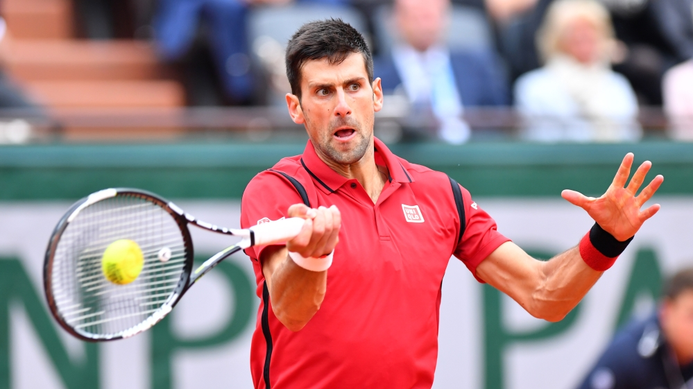 Tennis Superstar Novak Djokovic Tests Positive For Coronavirus Europe News Al Jazeera