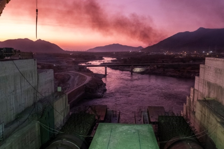 Sudan warned the UN that millions of people would be at risk if Ethiopia fills the dam next month, regardless of whether a deal has been reached [File: Eduardo Soteras/AFP]