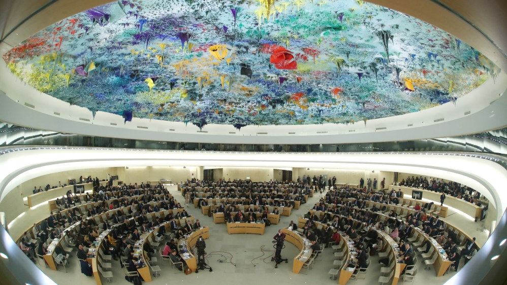 Watch US elected to UN Human Rights Council that Trump stop – Al Jazeera English News
