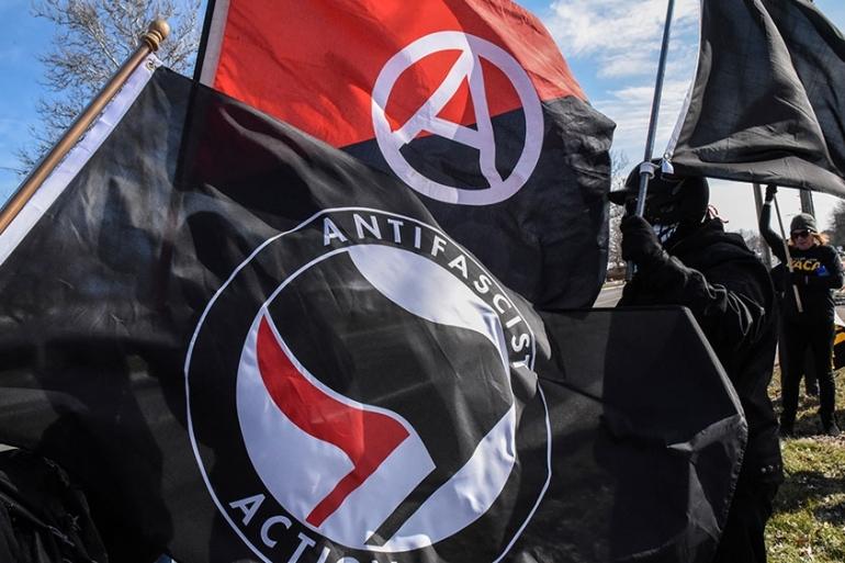 Có phải phong trào Antifa tạo ra bởi cựu Tổng Thống Obama và George Soros?