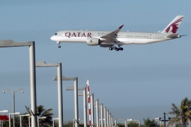 Qatar has had to use Iranian airspace since the 2017 blockade by Gulf neighbours [File: Reuters]