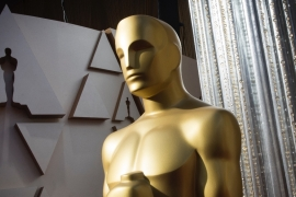 The Academy of Motion Picture Arts and Sciences has been criticised for honouring few films and creators of colour [File: Mark Ralston/AFP]
