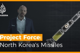 Project Force: The threat of North Korea's missiles [Daylife]