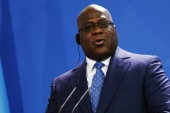 Democratic Republic of Congo's President Felix Tshisekedi [File: Michele Tantussi/Getty Images]