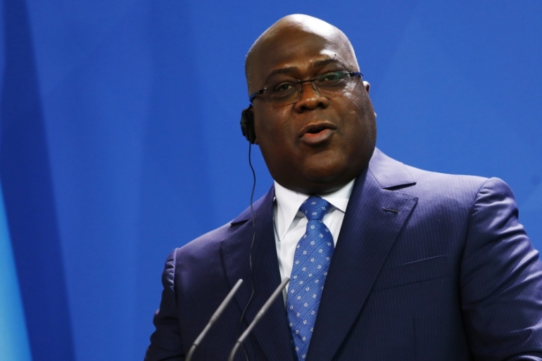 Tshisekedi announced in December he wanted to break free of a power-sharing deal with Kabila [Michele Tantussi/Getty]