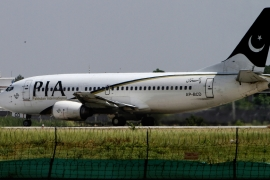 State-owned PIA is the country's largest commercial air carrier [Anjum Naveed/AP]