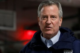 NYC mayor vows to shift funding from NYPD to youth initiatives