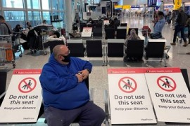 UK to ease travel restrictions for COVID-19 'low-risk' countries