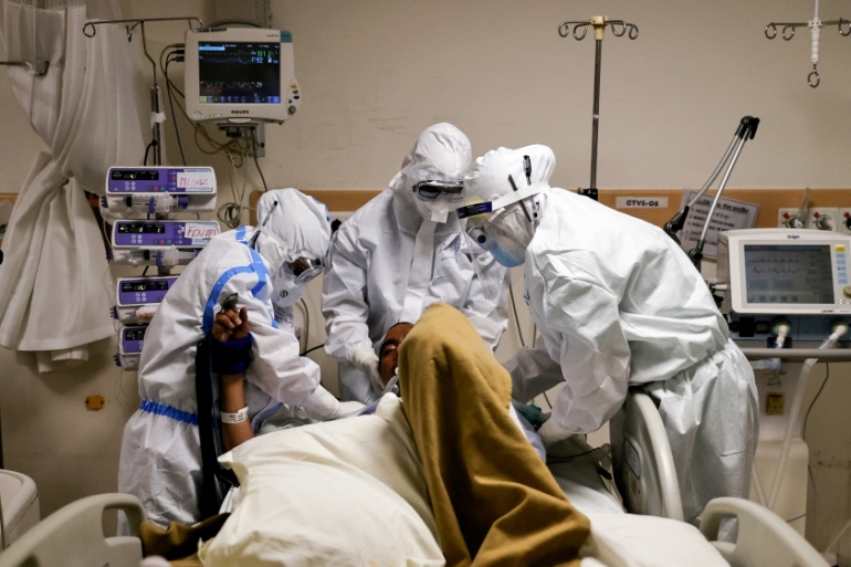 WHO reports record daily increase in coronavirus cases: Live | Coronavirus  pandemic News | Al Jazeera