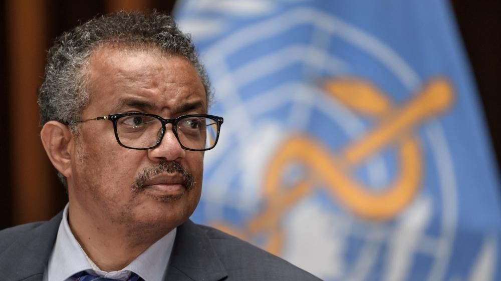 World Health Organization head warns herd immunity no solution