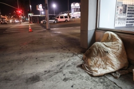 Can coronavirus be defeated without addressing homelessness?