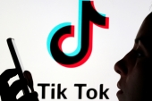 The Indian government's June order stated that dozens of Chinese apps, including ByteDance's social media platform TikTok, were 'prejudicial to [the] sovereignty and integrity of India' [File: Dado Ruvic/Reuters]