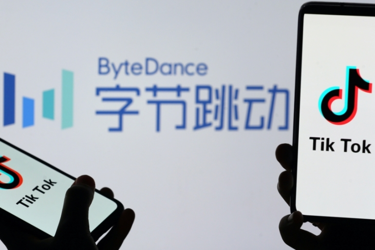 ByteDance Ltd's TikTok app was one of the most popular video app in the country before it was banned last year [File: Dado Ruvic/Reuters]
