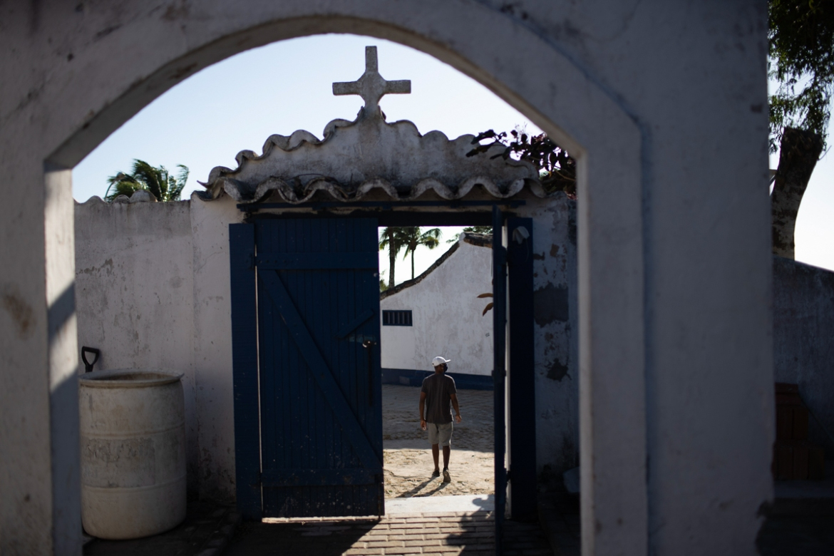 Brazil was the last country in the Western Hemisphere to abolish slavery, in 1888. [Silvia Izquierdo/AP Photo]