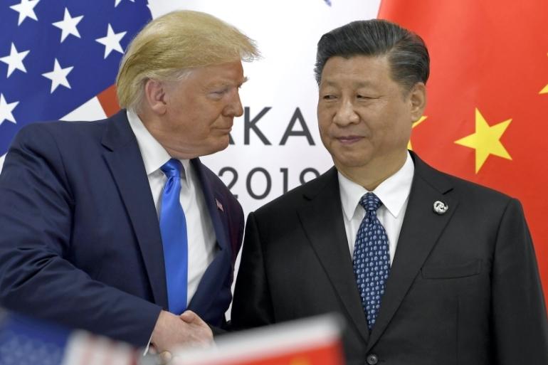 China Trump Spreading Political Virus At United Nations China Al Jazeera
