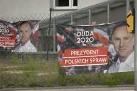 Polarised and Partisan: Polish Media and Presidential Election