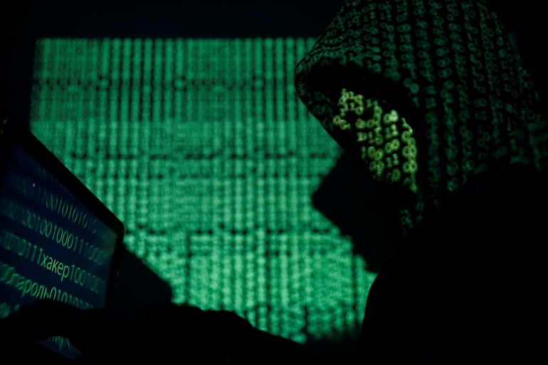The software flaw exploited by the suspected Chinese group is separate from the one the United States has accused Russian government operatives of using to compromise up to 18,000 SolarWinds customers, including sensitive federal agencies [File: Kacper Pempel/Reuters]