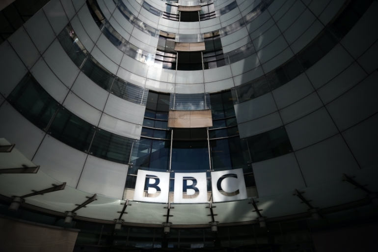 Broadcast regulator Ofcom said it had received hundreds of complaints about the BBC's report [File: Carl Court/Getty Images]