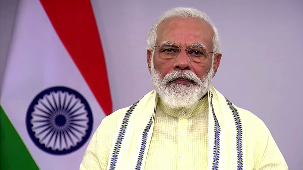 Modi offers India's COVID-19 vaccine capacity to 'all humanity' – Al Jazeera English