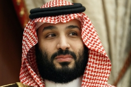 Saudi Arabia's de facto ruler, Crown Prince Mohammed bin Salman, told a United States news outlet in 2018 that 'without a doubt if Iran developed a nuclear bomb, we will follow suit as soon as possible' [File: Jacquelyn Martin/Associated Press]