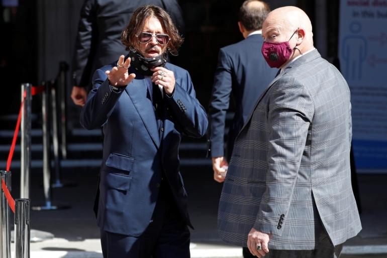 Johnny Depp Out Of Fantastic Beasts Films After Libel Case Loss United Kingdom News Al Jazeera