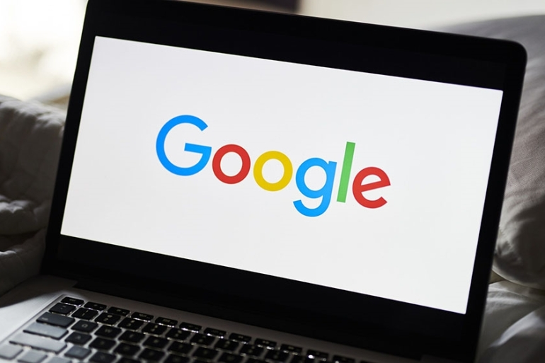 Google's May decision to nix a cloud service project aimed at China was made partly because of global political divisions, which were exacerbated by the COVID-19 pandemic, according to the two employees, who requested anonymity because the initiative has not previously been made public [File: Gabby Jones/Bloomberg]