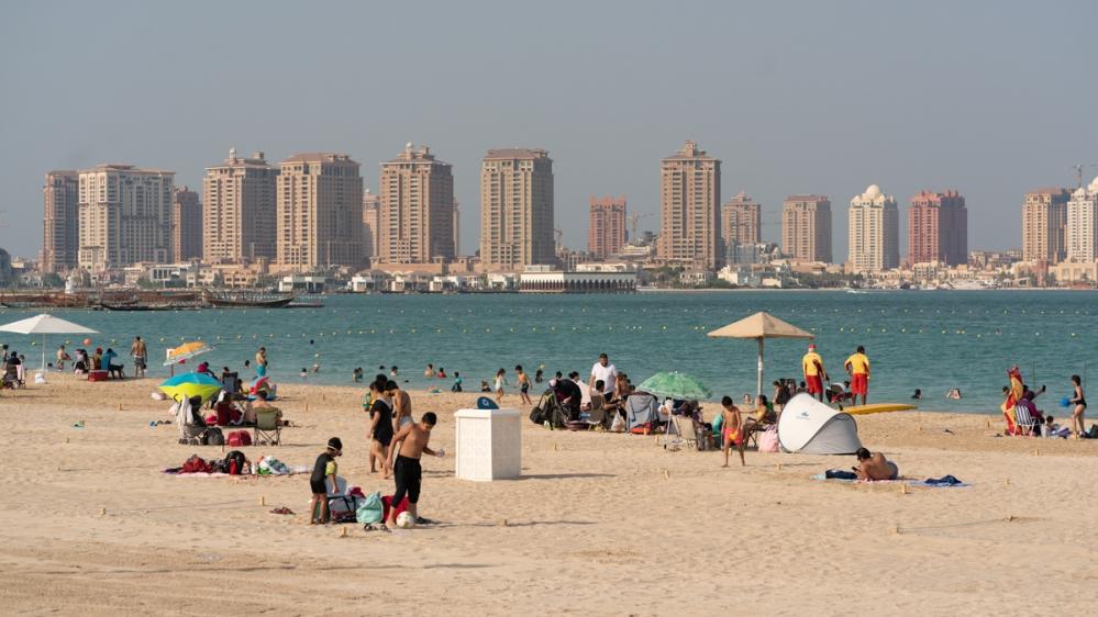 Tests Home Quarantine As Qatar Reopens Borders On August 1 Coronavirus Pandemic News Al Jazeera