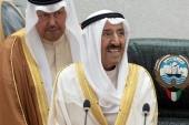 World leaders have praised Kuwait's Emir Sheikh Sabah al-Ahmad al-Sabah for his efforts at diplomacy [File: Stephanie McGehee/Reuters]