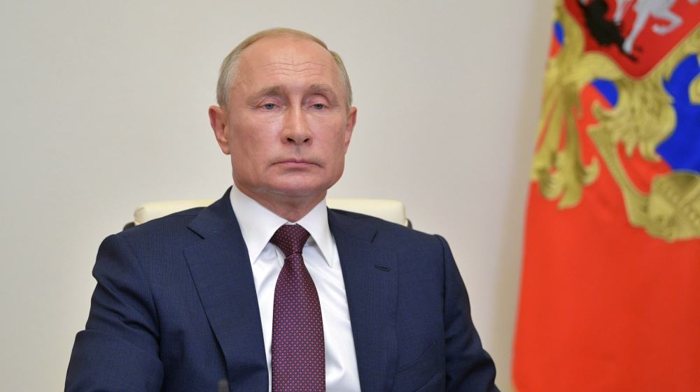 Putin Orders Constitution Changes Allowing Him To Rule Until 2036 Russia Al Jazeera