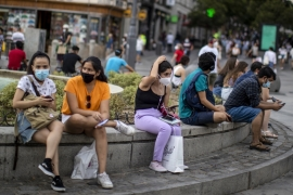 Spain sets post-lockdown record as coronavirus cases surge: Live