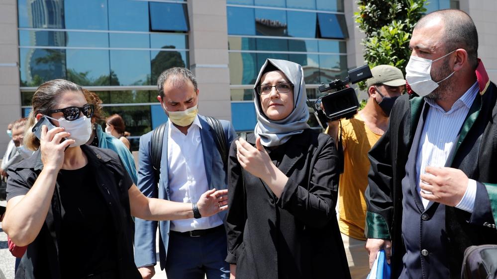 Jamal Khashoggi's fiancee sues Saudi Arabia's Crown Prince in United States court