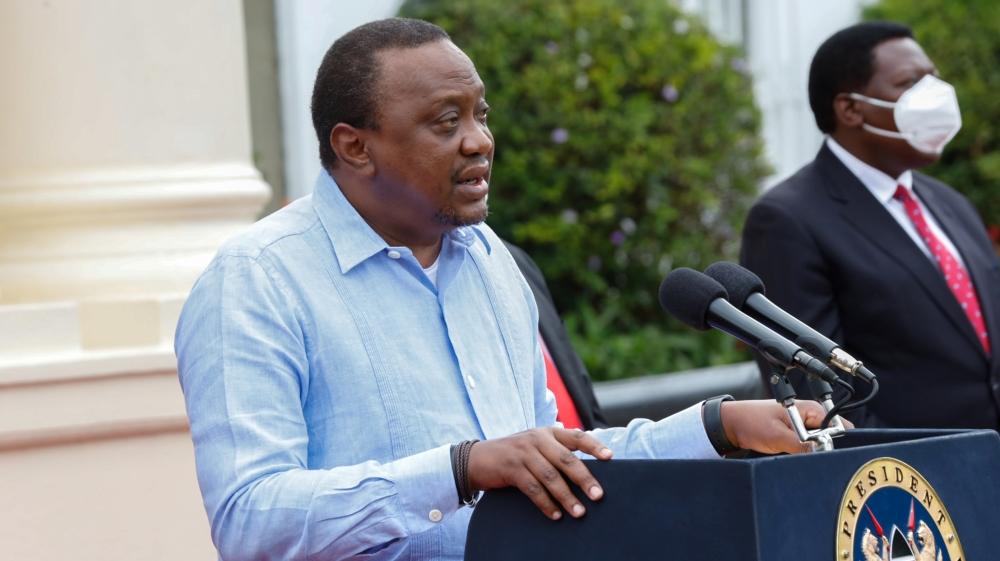 Photo of Illegal bid to reform Kenya's constitutional head: Supreme Court  Politics News