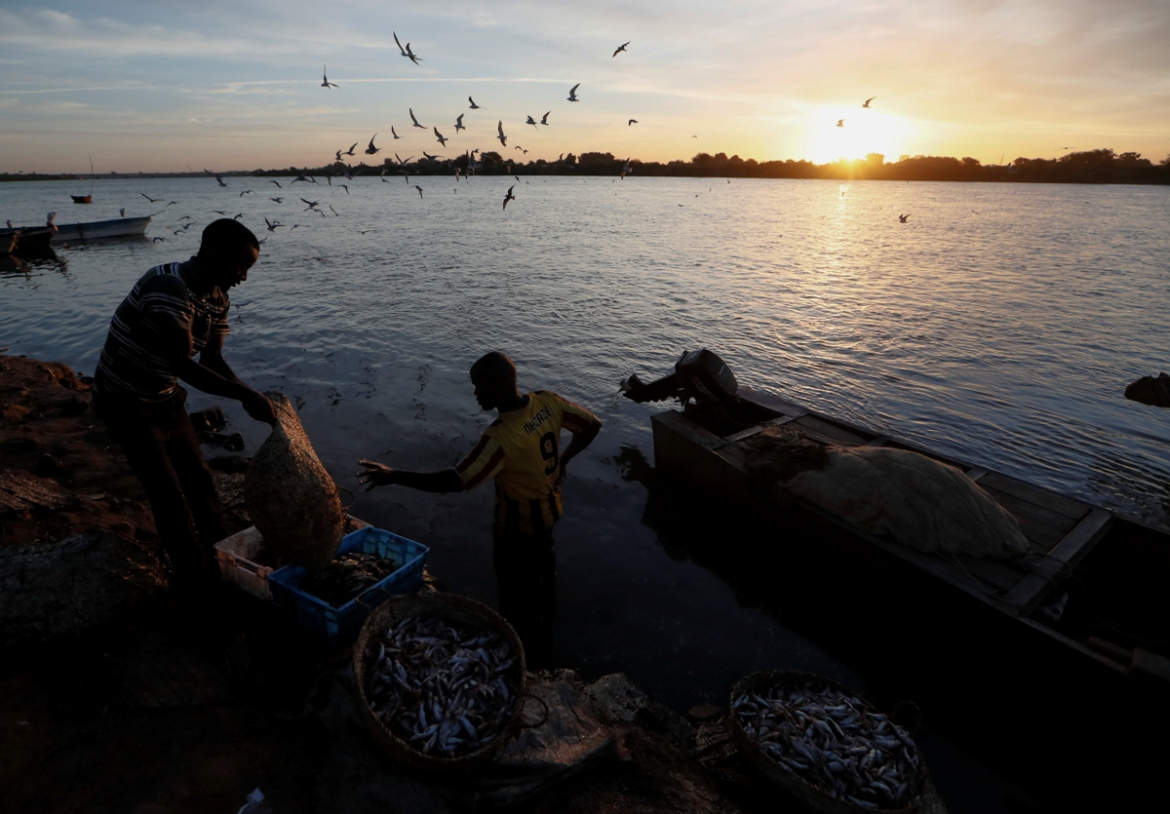 Sudan's government says the dam could threaten the safety of some 20 million Sudanese living downstream and damage the country's flood-plain agricultural system if not built and operated correctly. [Zohra Bensemra/Reuters]