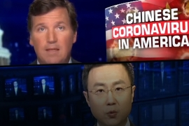 Power, politics and the pandemic: The Sino-American media divide