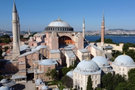 Turkey's Hagia Sophia and the battle to reconvert it to a mosque